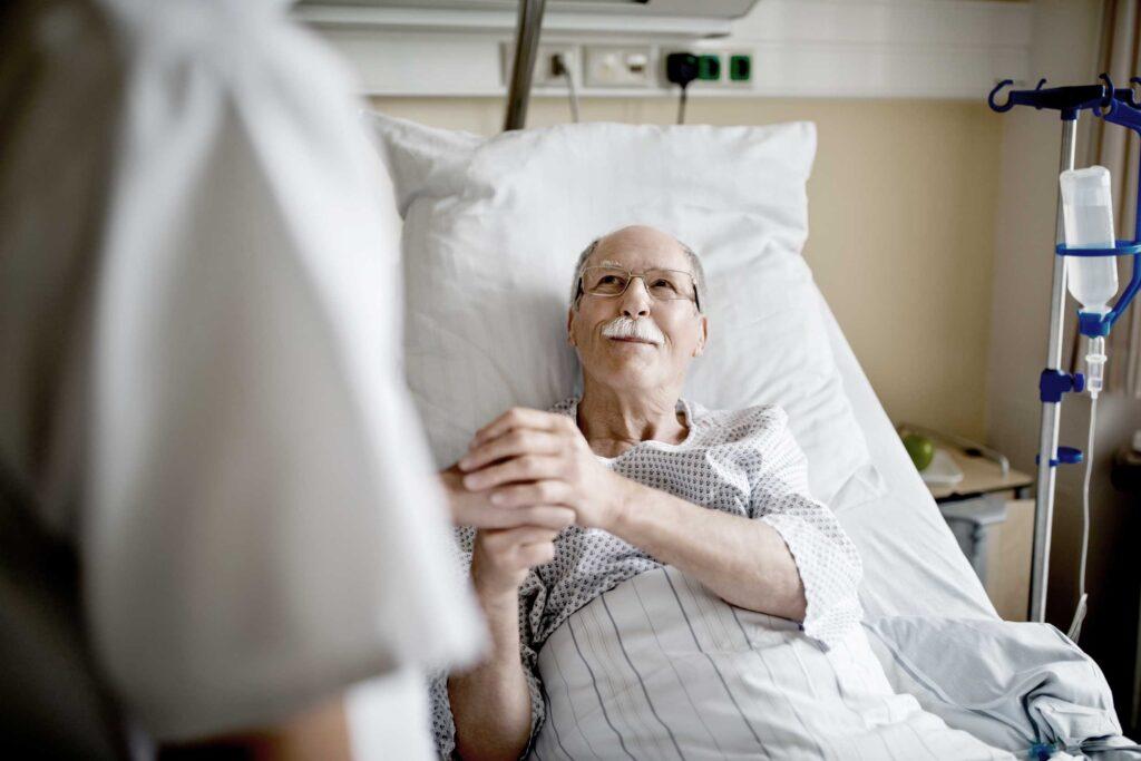 Haben Sie eine Patientenverfügung?